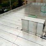 ایزوگام روی پشت بام
